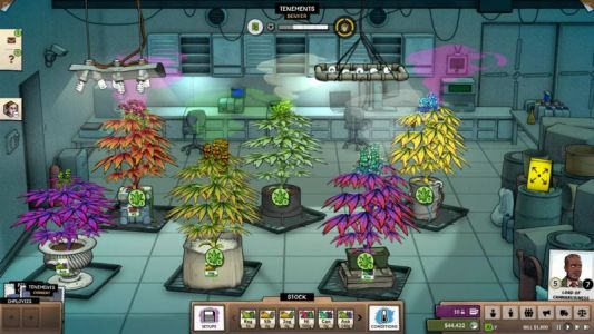 Weedcraft, Inc. game runs into ad restrictions on YouTube, Facebook
