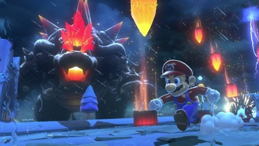 You don't have to beat Super Mario 3D World to play Bowser's Fury!