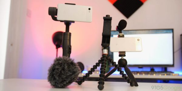 Pixel 3 and Pixel 3a starter kit: Ultimate smartphone video-making gear