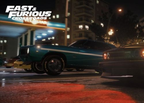 Fast & Furious Crossroads gameplay trailer released ahead of August 7th launch