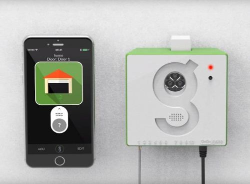 Gogogate 2 Gives You Full Control Over Your Garage