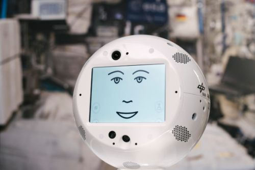 This helper robot is blasting off to the International Space Station