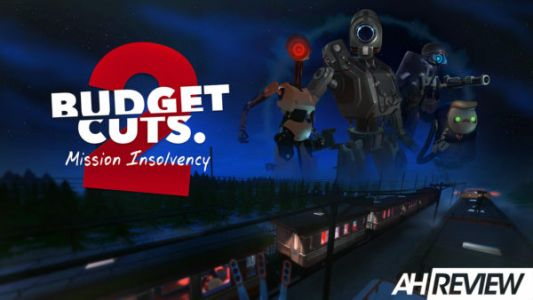 Budget Cuts 2 Review - The Quintessential VR Stealth Action-Adventure