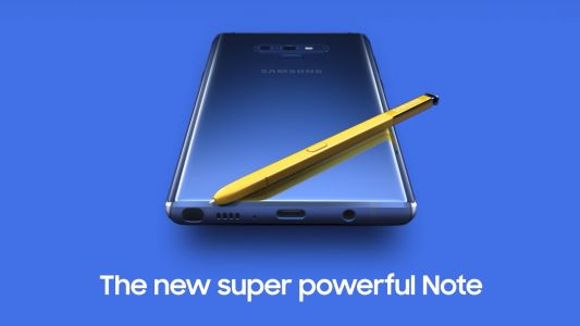 Samsung Galaxy Note 9 official video leak shows it'll offer a huge 1TB of storage