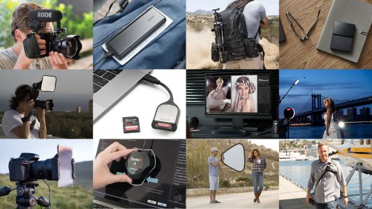 Best camera accessories 2018: 21 essential bits of kit for your camera