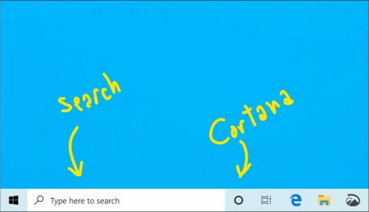Microsoft Testing Separating Search And Cortana In Windows