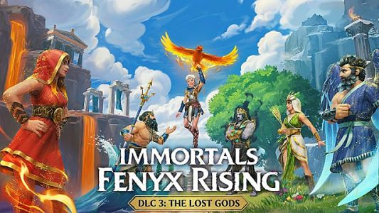 Immortals Fenyx Rising: The Lost Gods Review - Something Different