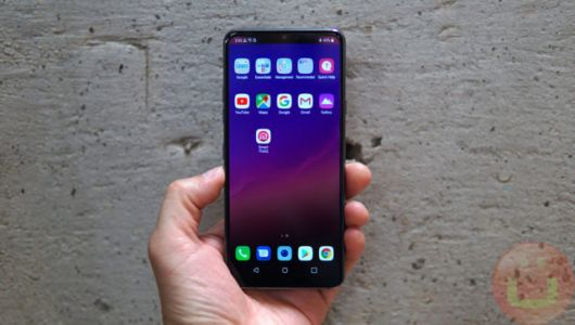 LG G7 Pre-Orders Reportedly Surpass That Of The LG G6 In South Korea