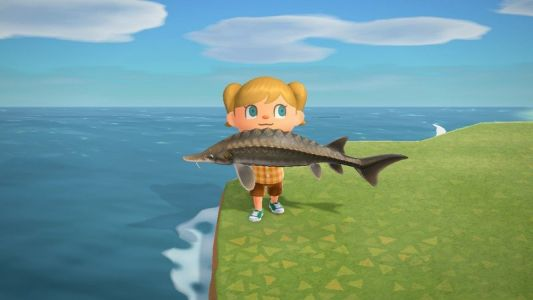 This month's fish and the ones that will be leaving soon in Animal Crossing