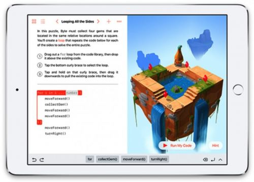 Apple Updates Swift Playgrounds With New 'What's Next' Feature