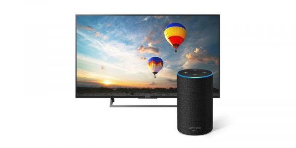 Amazon Alexa comes to Android TV, starting with selected Sony Bravia models