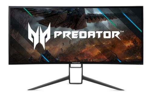 See Everything With This New Curved Gaming Monitor From Acer