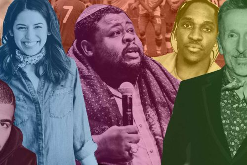 On Unorthodox, Food Historian Michael Twitty, 'Soccer Style' Author Simon Doonan, and Molly Yeh's Food Network Debut