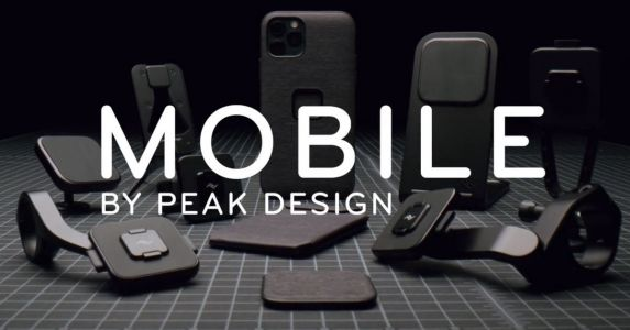 Peak Design Unveils New iPhone Cases And Mounts