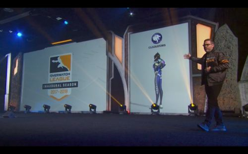 Overwatch League has an exclusive broadcast home: Twitch