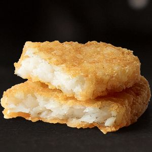 Man busted for distracted driving claims he had a McDonald's hash brown in his hand, not a phone