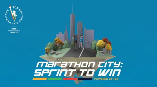 Tata Consultancy Services makes a New York City Marathon game