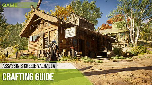 Assassin's Creed: Valhalla Crafting Guide
