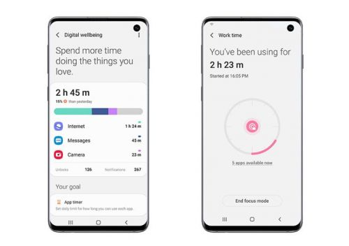 Samsung launches One UI beta program with Android 10 on the Galaxy S10