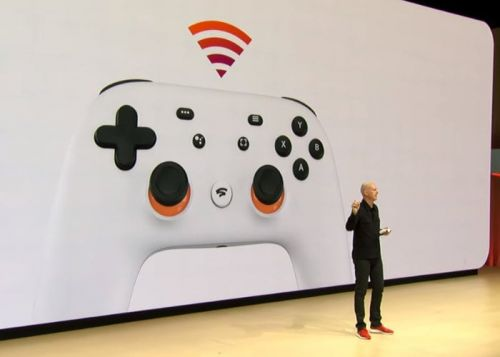 Google Stadia cloud gaming platform