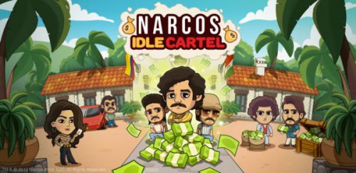 Netflix's Narcos Series Was Turned Into An Idle Game For Mobile