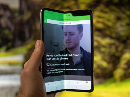 "Samsung says ""nothing has progressed"" since Galaxy Fold delay"