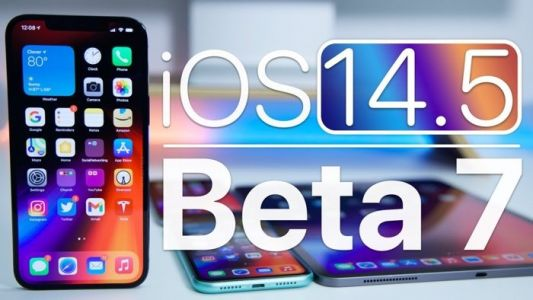What's new in iOS 14.5 beta 7