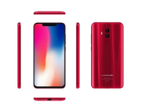 UMIDIGI Z2 To Sport An iPhone X-Like Notch, Glass Back