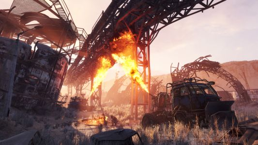 Metro Exodus patch adds new 'Game +' mode and better support for GeForce RTX GPUs