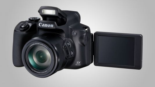 The PowerShot SX70 HS is Canon's latest DSLR-inspired bridge camera