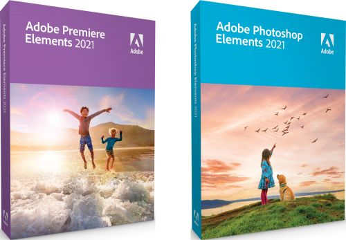Adobe Launches Premiere and Photoshop Elements 2021