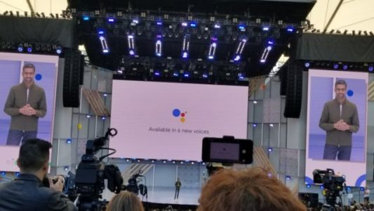 Google Assistant's New Voices Are Now Live