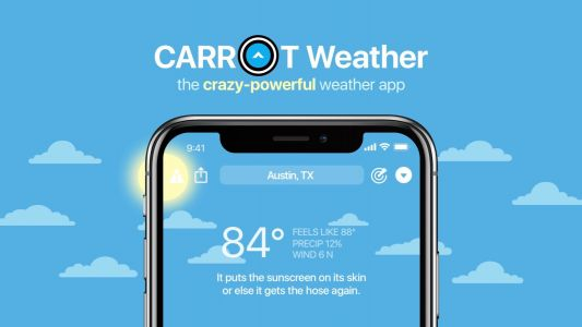 Carrot Weather adds support for Apple Watch Series 4, Siri Shortcuts, and Siri watch face in latest update