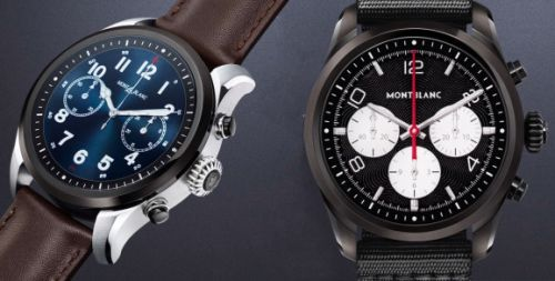 Montblanc ships the first Snapdragon Wear 3100 watch: the $995 Summit 2