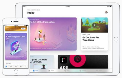 Apple App Store Listings Now Allow Up To 10 Screenshots