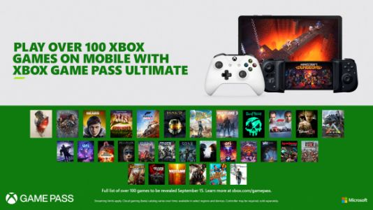 Xbox Game Pass Ultimate gets over 100 Project xCloud games on September 15