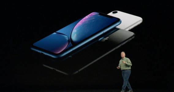 Apple announces 6.1-inch iPhone XR in several colorful finishes, new A12 Bionic chip and faster Face ID