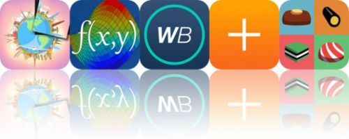 Today's Apps Gone Free: Fixum 2, Visual Math 4D, WorkBreaker and More