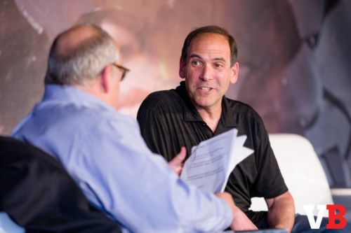 EA CTO Ken Moss leads 1,000 engineers building the tech for future games