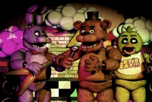 Horror Indie Five Nights At Freddy's Will Be Coming To Consoles