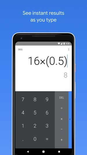 Top 10 Best Android Apps - Calculator - September 2018