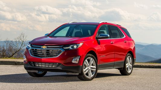 How the cameras in the 2020 Chevy Equinox create some surprising external views