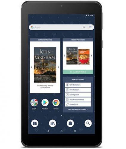 Barnes & Noble Launches Smallest And Cheapest Nook Yet