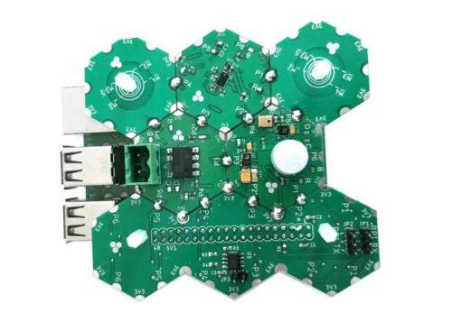 Raspberry Pi Hexabitz interface modules offer an easy way to expand your projects