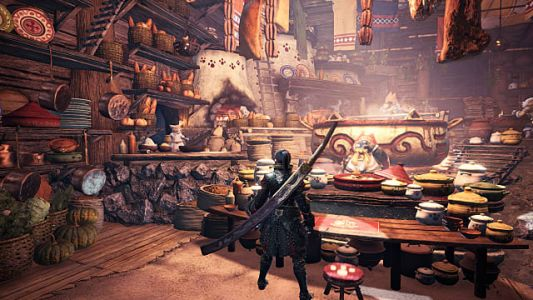 How to Get Felyne Zoomaster Canteen Ingredients in Monster Hunter World: Iceborne