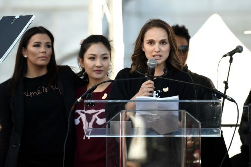 It's Time for Natalie Portman to Take a Stand on the Women's March