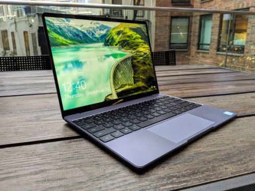 Huawei brings MateBook 13 and MediaPad M5 Lite to U.S