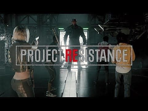 New Resident Evil: Project Resistance Details Shuffle Out of the Tokyo Game Show