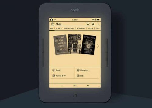 NOOK GlowLight 3 eReader Launches For $120