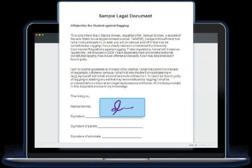 KeepSolid Sign eSignature App Gets Documents Signed Faster